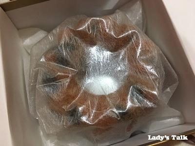 ウェスティンホテル東京の引菓子のクグロフ