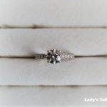 ジュエリースタジオプラスターの婚約指輪
