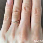 【私の婚約指輪】アイプリモの繊細なピンクゴールド(口コミ・体験談)