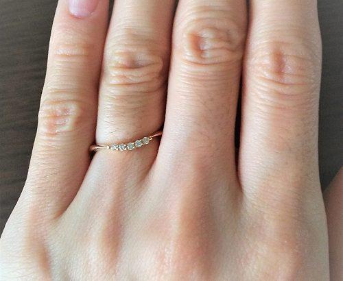 レディーズトーク、アイプリモの婚約指輪