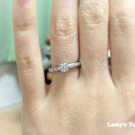 レディーズトーク、ブルガリの婚約指輪