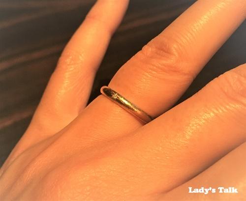レディーズトーク、婚約指輪