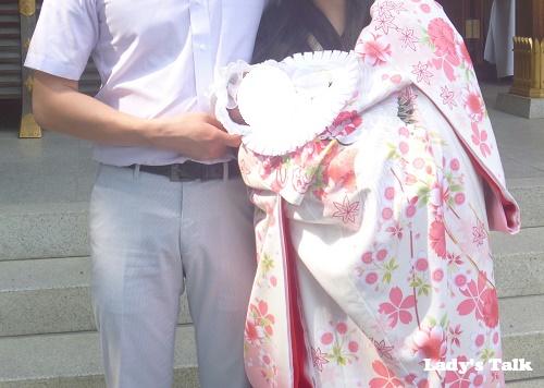 神奈川県座間市の鈴鹿明神社へお宮参り
