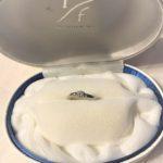 レディーズトーク、1/fの婚約指輪