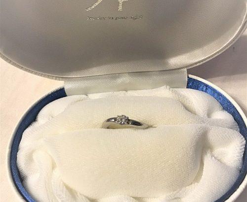 【私の婚約指輪】1/f-エフブンノイチのエンゲージリング(口コミ・体験談)