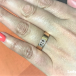 レディーズトーク、エルメスの婚約指輪