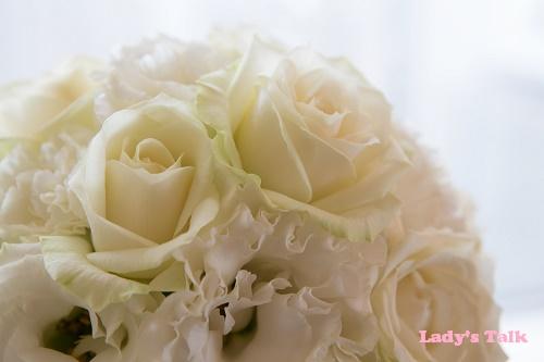結婚式当日(Lady's Talk花嫁ブログ)