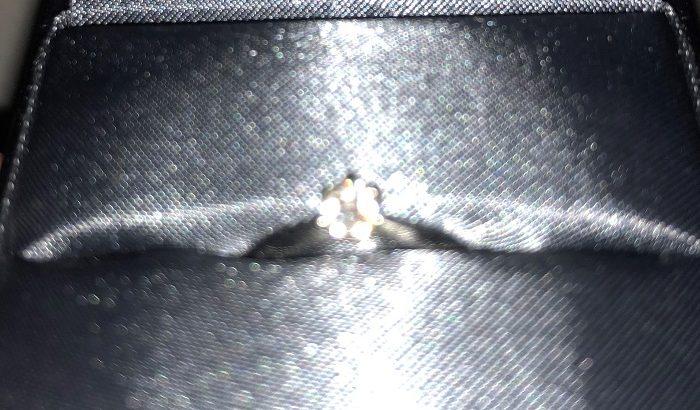 【私の婚約指輪】彼が選んでくれたラザールダイヤモンド(口コミ・体験談)