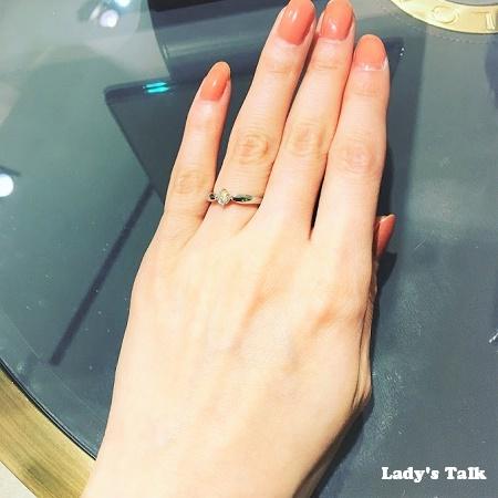 婚約指輪と結婚指輪選び(Lady's Talk花嫁ブログ)