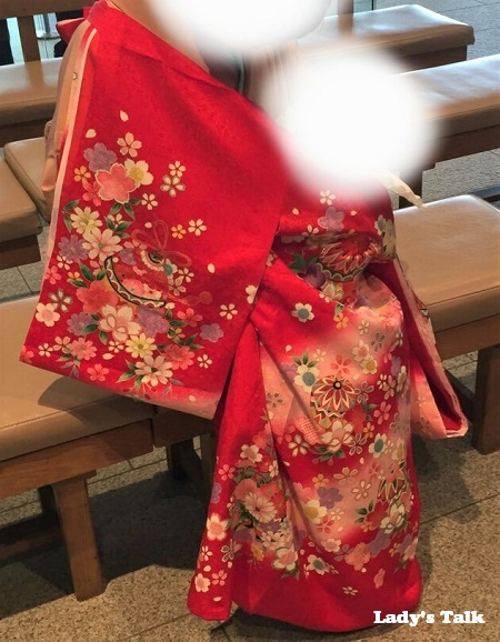 お宮参りの着物比較