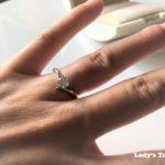 【私の婚約指輪】品質重視で選んだ銀座ダイヤモンドシライシ(口コミ・体験談)