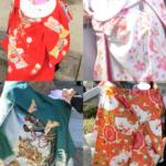 【比較】お宮参りの赤ちゃんの着物は何色にする?
