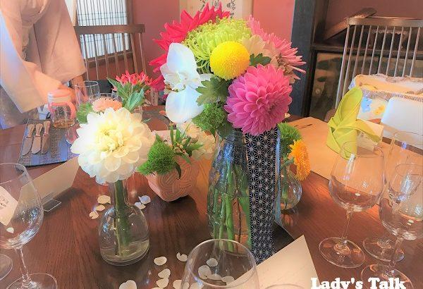 [参列者の感想] マナーハウス島津重富荘での和モダンな小規模結婚式