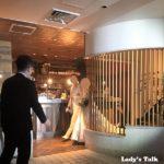 [参列者の感想] KIHACHI青山でのお料理が美味しいレストランウェディング