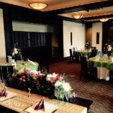[花嫁レポ] 金華山と岐阜城が拝めるラ・ルーナピエーナ別邸での結婚式